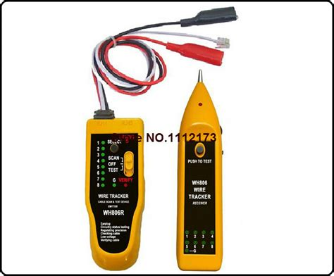 electrical wire tracker wire tracker rj45 rj11 finder network lan cable tester