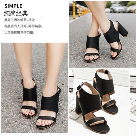 Sepatu Wedges Wanita 10cm On04 jual shh59418 black sepatu heels fashion wanita 10cm