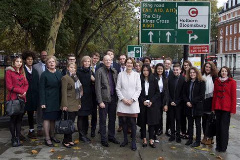 aberystwyth university alumni  london student visit