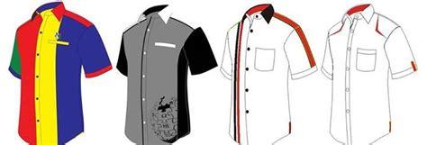 Seragam Mekanik Honda konveksi seragam kemeja kerja karyawan baju kerja