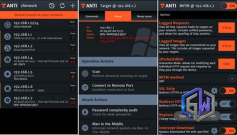 hacking tools for android free zanti testing android hacking toolkit hacking tools