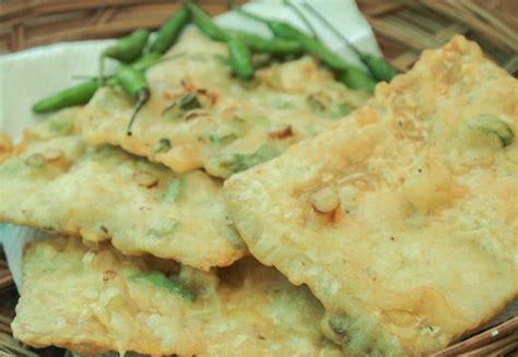 resep cara membuat tempe mendoan renyah paling enak resep tempe mendoan cilacap paling enak
