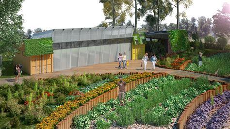 Peek Preview Of Hubitus Urban Sustainability Hub In Israel Jerusalem Botanical Gardens