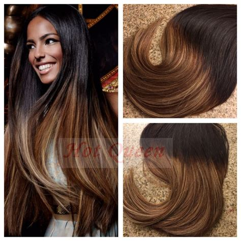 ombre hair extensions in best ombre human hair extensions photos 2017 blue maize