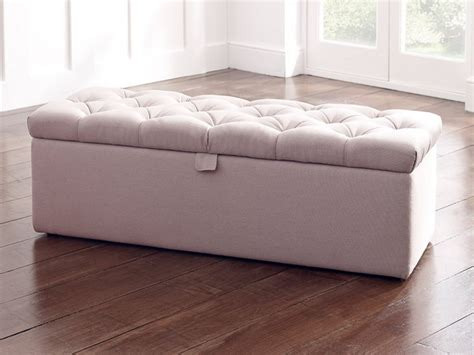 Bed Ottoman Bench Adorning Bedroom With Bed Ottoman Bench Homesfeed
