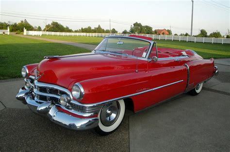 1951 Cadillac Convertible by 1951 Cadillac Series 62 Convertible 154061