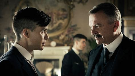 why the peaky plinders have those haircuts peaky blinders review on netflix variety