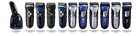 Perfector Hair Styler Replacement Parts by Braun Series 3 Quot New Style Quot Shaver Parts