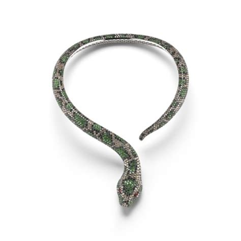 Snakes On A Ring Snakes On A Necklace Snakes By Sydney Evan by Trend Now The Snake Again Makes Jewelry Hiss