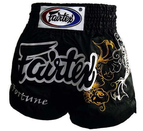 Fairtex Boxing My Fortune Bs0639 Black fairtex embroided muay thai mma k1 boxing shorts my fortune black satin bs0639 ebay