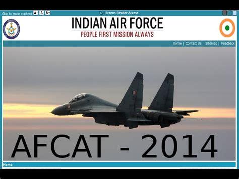 candidate section afcat afcat 2014 eligibility criteria for men careerindia