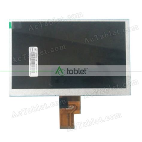 Lcd Tablet Mito 7 Inch replacement txdt700epl 10v7 lcd screen for 7 inch tablet pc