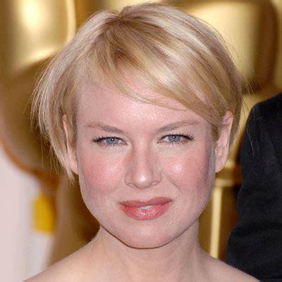 renee zellweger best beauty short and slightly disheveled 21 short hairstyles for round faces styles weekly