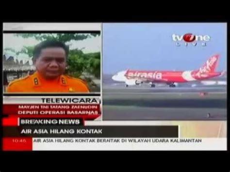 detik berita terkini berita terbaru detik detik hilangnya pesawat air asia qz