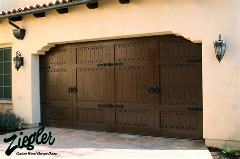 spanish style garage spanish style garage doors eclectic garage doors and