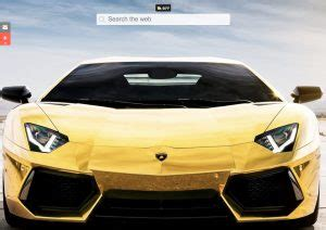 chrome web store themes lamborghini sports cars chrome new tab wallpaper theme brand thunder