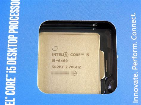Pc For Design Intel I5 6400 270ghz Skylake Cache 6mb intel skylake s mainstream desktop processor lineup launching on 1st september i3 6100