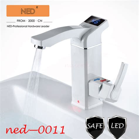 Water Faucet Brands brand ned water heater kitchen faucet bathroom home electric faucet water tap one second out of