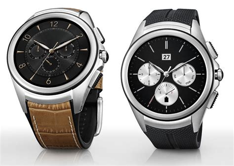 Smartwatch Lg Urbane lg urbane 2nd edition android wear smartwatch with lte announced