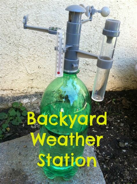 backyard weather station goexplorenature