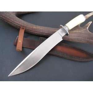 White Cutlery Handmade - original jim bowie knife on popscreen