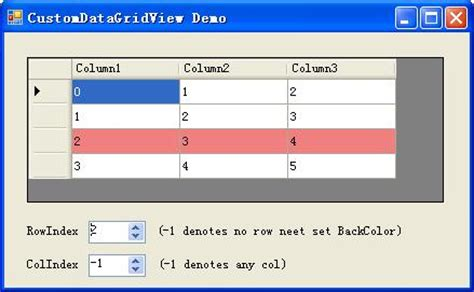 datagridview layout event use an event to set the row cell backcolor in a custom