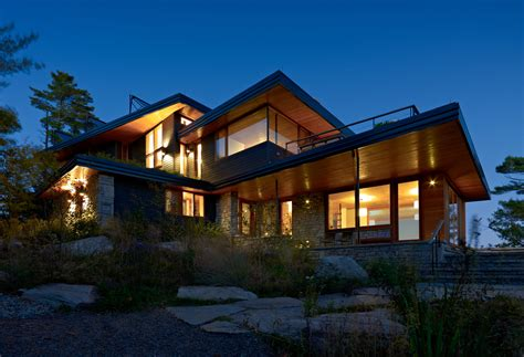 House Inc by Gallery Of Cliff House Altius Architecture Inc 7
