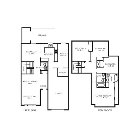 Ben Moreell Housing by Bmd2 5 Floorplans Ben Moreell Lincoln Housing