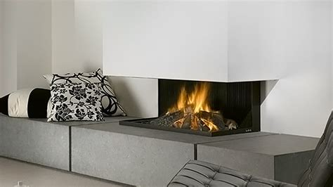 Bench For Dining Room by Feel The Warmth Of Style From 20 Modern Fireplace Designs