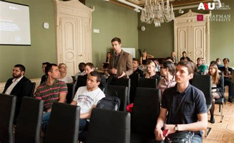 Chapman Mba Tuition by Mba In Prague Bring Your Career To A New Level