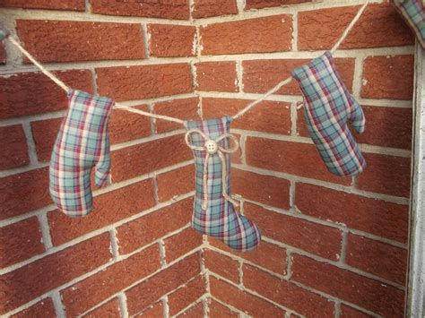 paper garlands home d 233 cor that makes you happier home garland home decor handmade country rustic primitive plaid