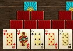 giochi carte da tavolo solitari solitario scarab solitaire gioco gioca gratis su