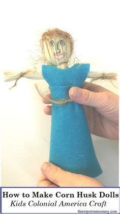 colonial corn husk dolls history 200 best history for images on history