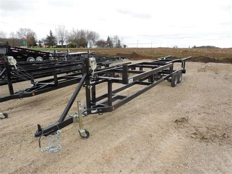 steel boat trailer for sale trailer inventory trailer dealer wi mirsberger sales