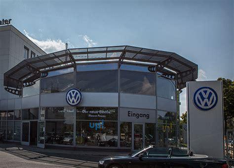Volkswagen Berlin Goerzallee by Eduard Winter Dienstleistungsgesellschaft Mbh