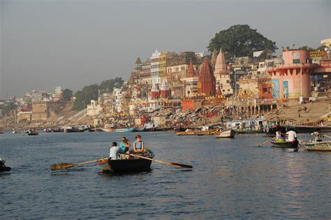 The Ganges River by Tours India Ganges River