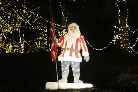 12 12 Fort Zumwalt Park Celebration Of Lights Fhntoday Com Fort Zumwalt Park Lights