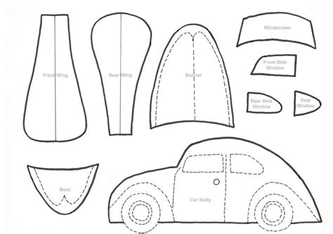 car cake template printable pictures inspirational pictures