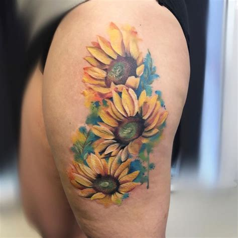 watercolor tattoo permanent celebrate the of nature with these inspirational
