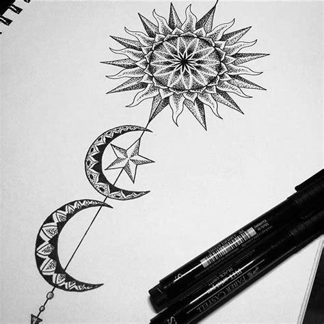 tattoo care no sun 25 melhores ideias sobre tatuagens sol lua no pinterest