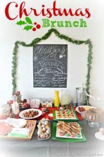 1000 ideas about christmas brunch on pinterest brunch