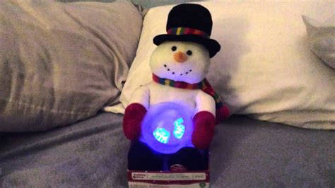 sound and light animatronics sound n light animatronics snowman decoratingspecial