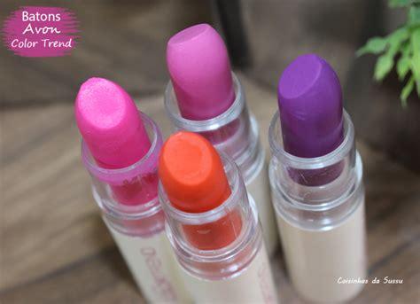 color trend avon color trend novas cores de batons