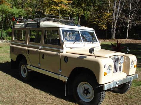 older land rover how bout an old land rover page 2 arboristsite com