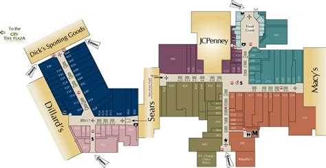 Layout Of Fayette Mall Lexington Ky | image gallery lexington kentucky malls