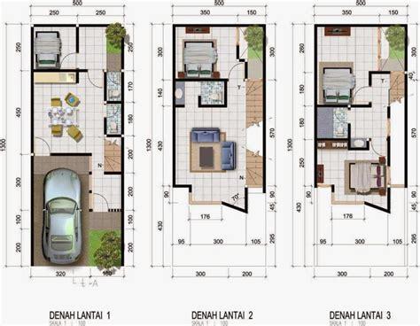 rumah dijual rumah mewah murah 3 lantai di surabaya siap huni 2015