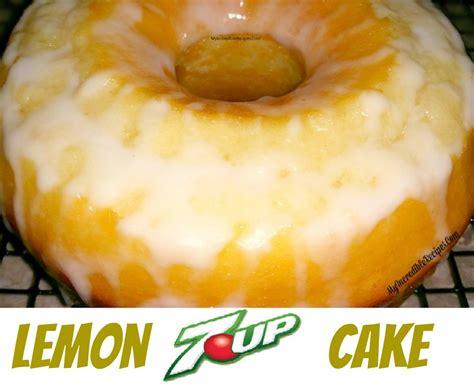7up fruit salad easy lemon 7 up cake