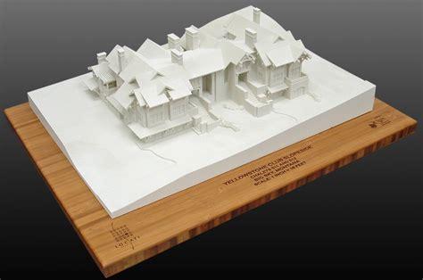 3d projects locati architects 3d printed yellowstone club duplex