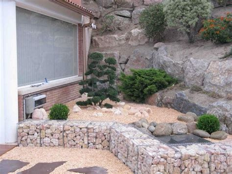 Gartengestaltung Mit Kies Und Steinen