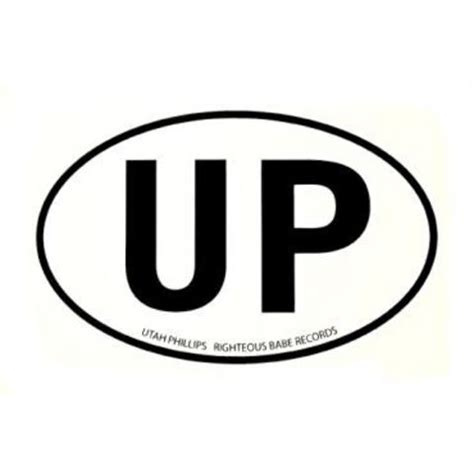 Up Sticker